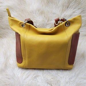 Cristina Italian Leather Handbag